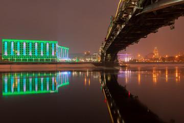Moskau zur Weihnachtszeit 2019