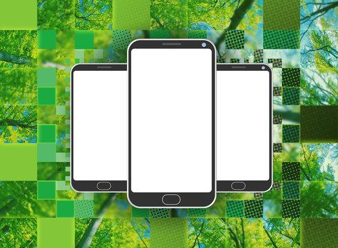 Zielona technologia - Smartfony