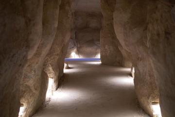 Al Hasa Caves in eastern Saudi Arabia