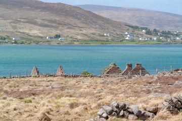 house ruin in Ireland