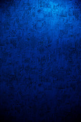 abstract dark blue background, place for text, copy space