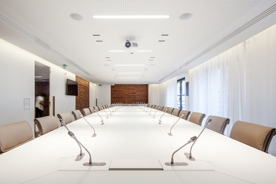Bureau conférence
