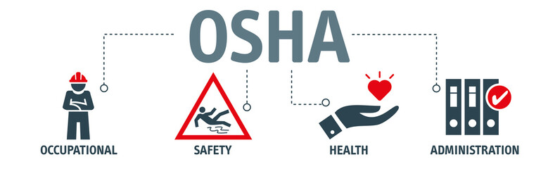 OSHA - Occupational Safety and Health Administration Banner