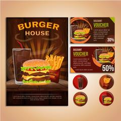 Restaurante Burger House