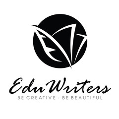 Education and Writer Logo Vector Inspiration