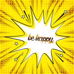 Print be happy