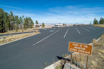 Vista Point Parking