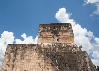 Monumento Mexico Chichén Itzá juego de pelota