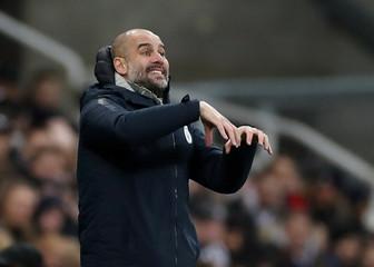 Premier League - Newcastle United v Manchester City