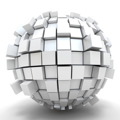 Cubic sphere