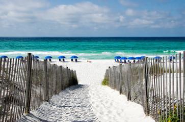 Wall Murals Coast Seaside Florida in Walton County along the Emerald Coast