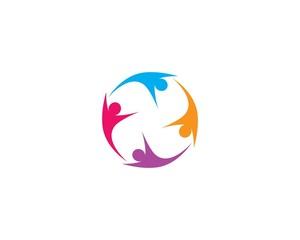 Community icon illustration