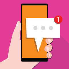phone graphic design