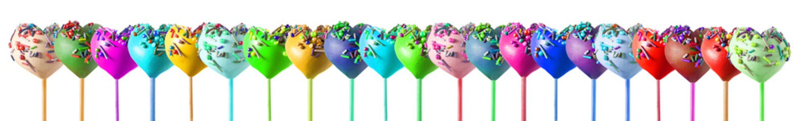 Isolated image of a candy close up