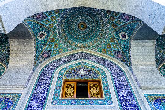 Qom Imam Hassan Asgari Mosque 04