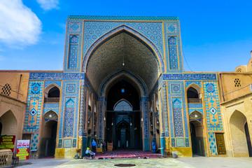 Yazd Jameh Mosque 01