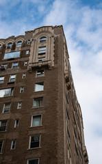 New York apartment block
