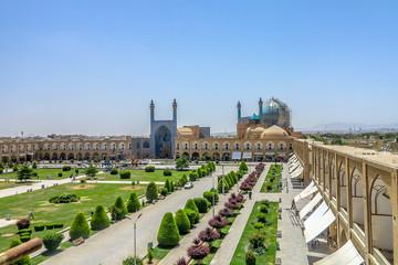 Isfahan Naqsh-e Jahan Square 04