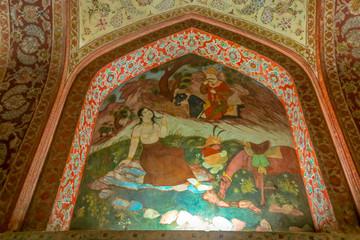 Isfahan Chehel Sotoun Palace 11