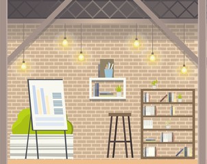 Creative Coworking Open Space Modern Office Design
