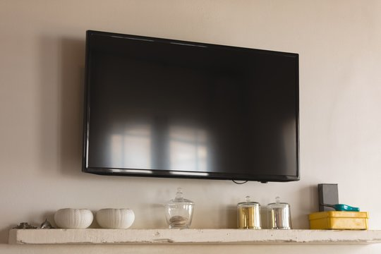 LED television at home