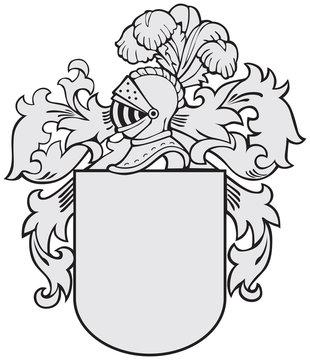 aristocratic emblem No15