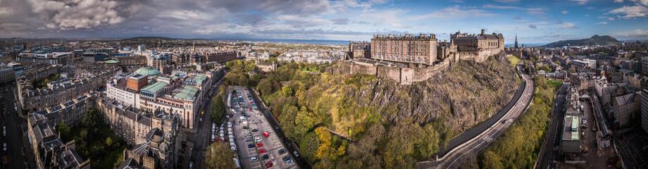 Edinburgh Castle 1, Version 2, Scotland UK.