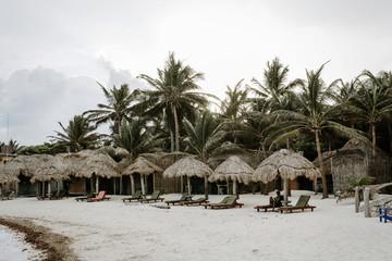 Beach in Mexico