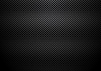 Carbon fiber background and texture with lighting. Material wallpaper for car tuning or service.