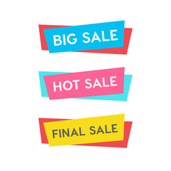 sale banners template