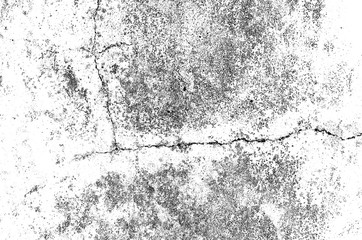 Texture black and white abstract grunge style. Vintage abstract texture of old surface. Pattern and texture of cracks, scratches, chips.