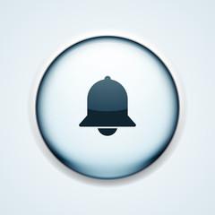 Bell button illustration