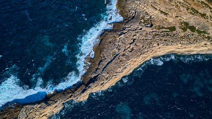 morze droga woda błękit