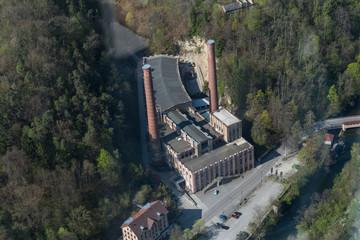 Der Tyssen Krupp Turm und Umgebung
