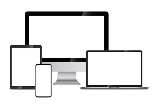 Responsive Web Design Presentation on Devices