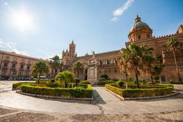 Palermo Cathedral, medieval Roman Catholic church, UNESCO heritage