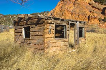 Log Cabin 2 by Skip Weeks