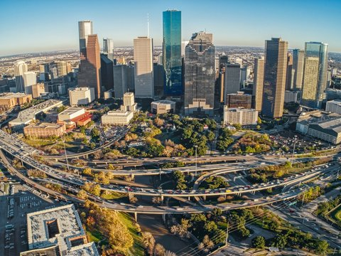 Houston is a major american City in the State of Texas
