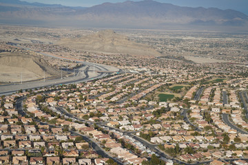 Aerial Views - Nevada