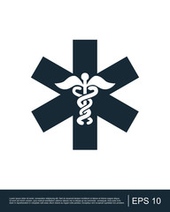 EMT icon template