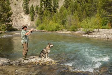 Fishing Dog II