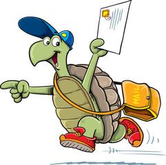 turtle postman
