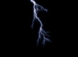 Lightning overlay