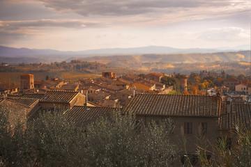 Toscana Chianciano Terme Italia