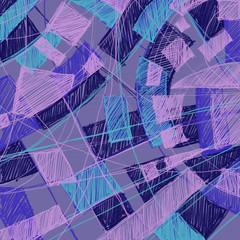Obraz Abstract painting - fototapety do salonu