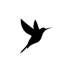hummingbird icon logo