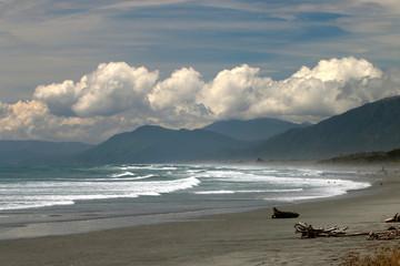 Beach Westport NZ