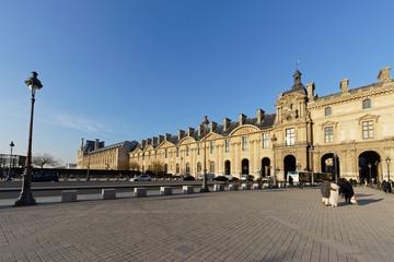 Palais du Louvre - Paris, France