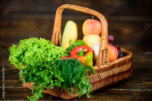 Excellent quality vegetables  Box or basket harvest