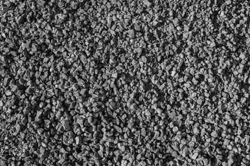 Fossiler Brennstoff Koks als Hintergrund - Fossil fuel coke as background